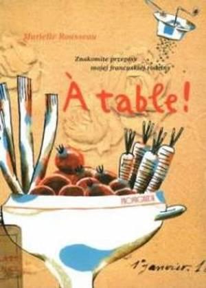 A Table! - okładka książki