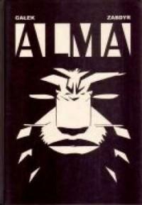 Alma - okładka książki