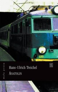 Anatolin - okładka książki