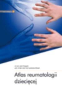 Atlas reumatologii dziecięcej - okładka książki