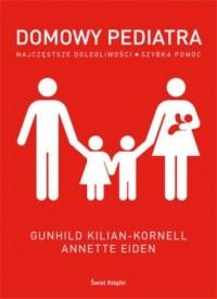 Domowy pediatra - okładka książki