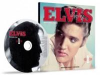 Elvis Presley cz. 1 (CD) - okładka książki