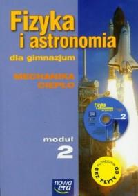 Fizyka i astronomia. Moduł 2. Mechanika - okładka podręcznika