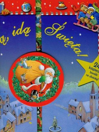Idą, idą Święta! - okładka książki