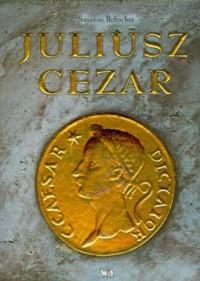 Juliusz Cezar - okładka książki