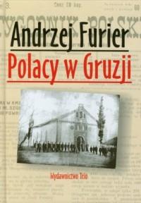 Polacy w Gruzji - okładka książki