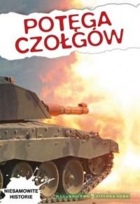 Potęga czołgów - okładka książki