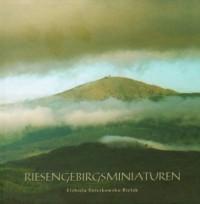 Riesengebirgsminiaturen - okładka książki