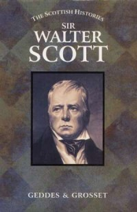 Sir Walter Scott - okładka książki