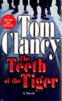 The Teeth of the Tiger - okładka książki