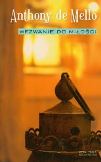Wezwanie do miłości - okładka książki