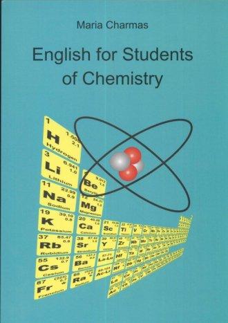 English for Studends of Chemistry - okładka podręcznika