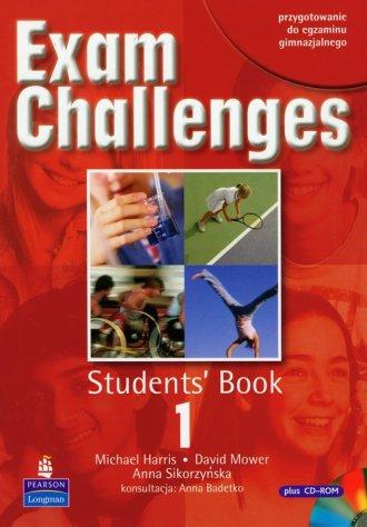 Exam Challenges 1. Student s Book - okładka podręcznika