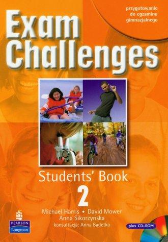 Exam Challenges 2. Student s Book - okładka podręcznika