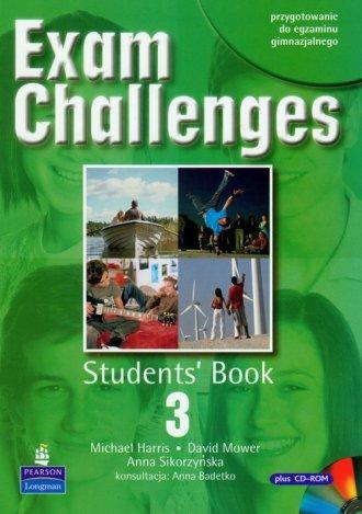 Exam Challenges 3. Student s Book - okładka podręcznika