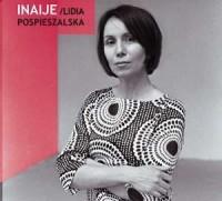 Inaije - Lidka Pospieszalska - okładka płyty