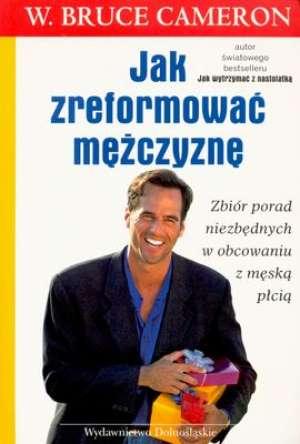 Jak zreformować mężczyznę - okładka książki