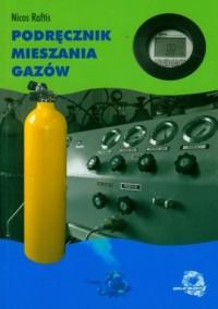 Podręcznik mieszania gazów - okładka książki