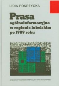 Prasa ogólnoinformacyjna w regionie - okładka książki