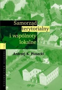 Samorząd terytorialny i wspólnoty - okładka książki