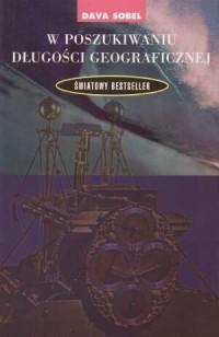 W poszukiwaniu długości geograficznej - okładka książki