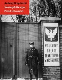 Westerplatte 1939. - okładka książki