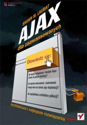AJAX dla zaawansowanych. Architektura - okładka książki