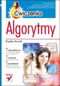 Algorytmy. Ćwiczenia - okładka książki