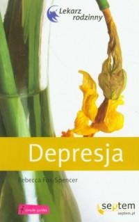Depresja. Lekarz rodzinny - okładka książki