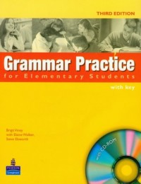 Grammar practice for elementary students (+ CD) - okładka podręcznika