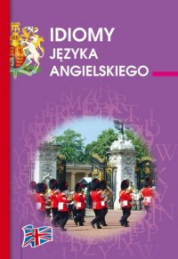 Idiomy języka angielskiego - okładka podręcznika