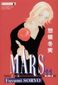 Mars cz. 11 - okładka książki