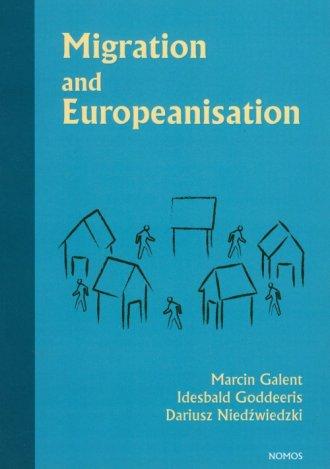 Migration and Europeanisation - okładka książki