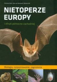 Nietoperze Europy i Afryki północno-zachodniej - okładka książki