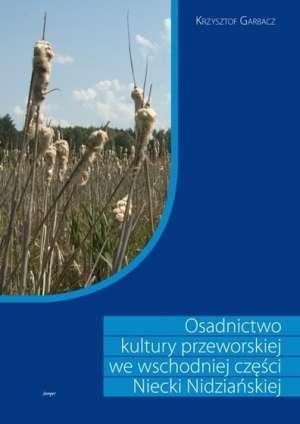 Osadnictwo kultury przeworskiej - okładka książki