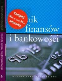 Słownik finansów i bankowości / - okładka książki