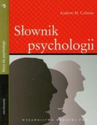Słownik psychologii / Klucz do psychologii - okładka książki