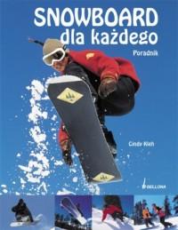 Snowboard dla każdego - okładka książki