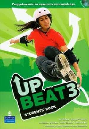 Upbeat 3. Student s Book (+ CD) - okładka podręcznika