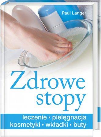 Zdrowe stopy. - okładka książki