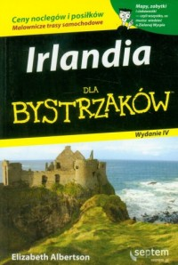 Irlandia dla bystrzaków - okładka książki