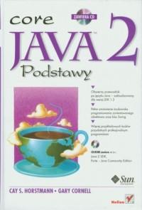 Java 2. Podstawy - okładka książki