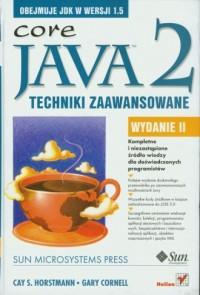 Java 2. Techniki zaawansowane - okładka książki
