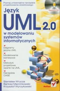 Język UML 2.0 w modelowaniu systemów informatycznych - okładka książki