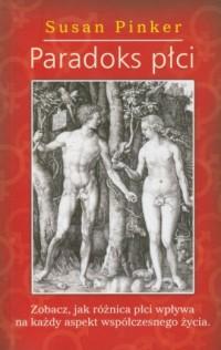 Paradoks płci - okładka książki