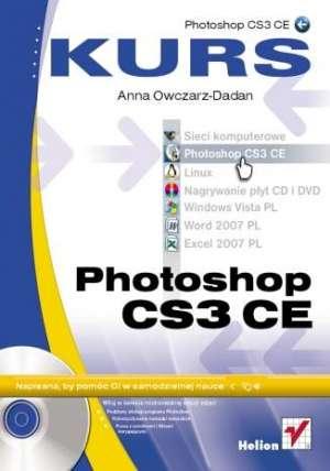 Photoshop CS3 CE. Kurs - okładka książki