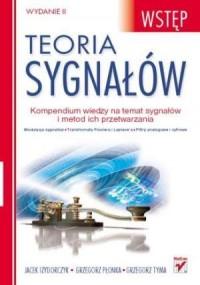 Teoria sygnałów. Wstęp - okładka książki
