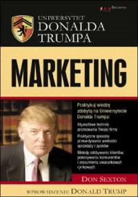 Uniwersytet Donalda Trumpa. Marketing - okładka książki