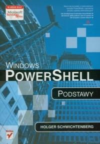 Windows PowerShell. Podstawy - okładka książki