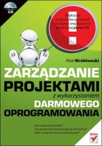 okładka książki - Zarządzanie projektami z wykorzystaniem